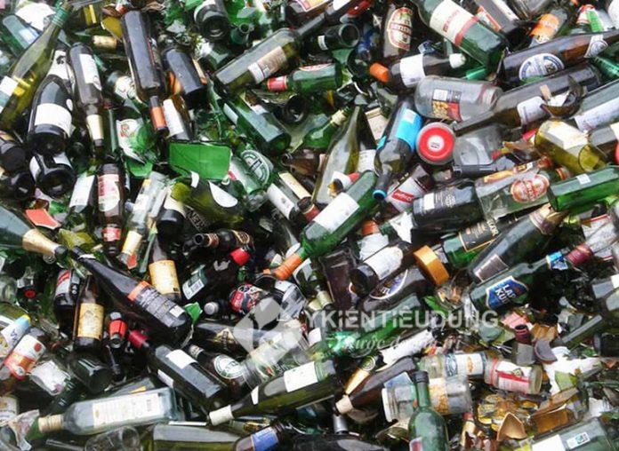 Bối rối với rác thủy tinh rất hiểm