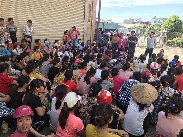 Ban giám đốc công ty Đài Loan bỏ trốn không trả 21 tỷ lương