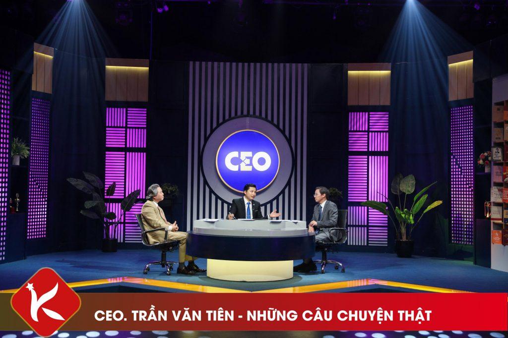 CEO TRẦN VĂN TIÊN