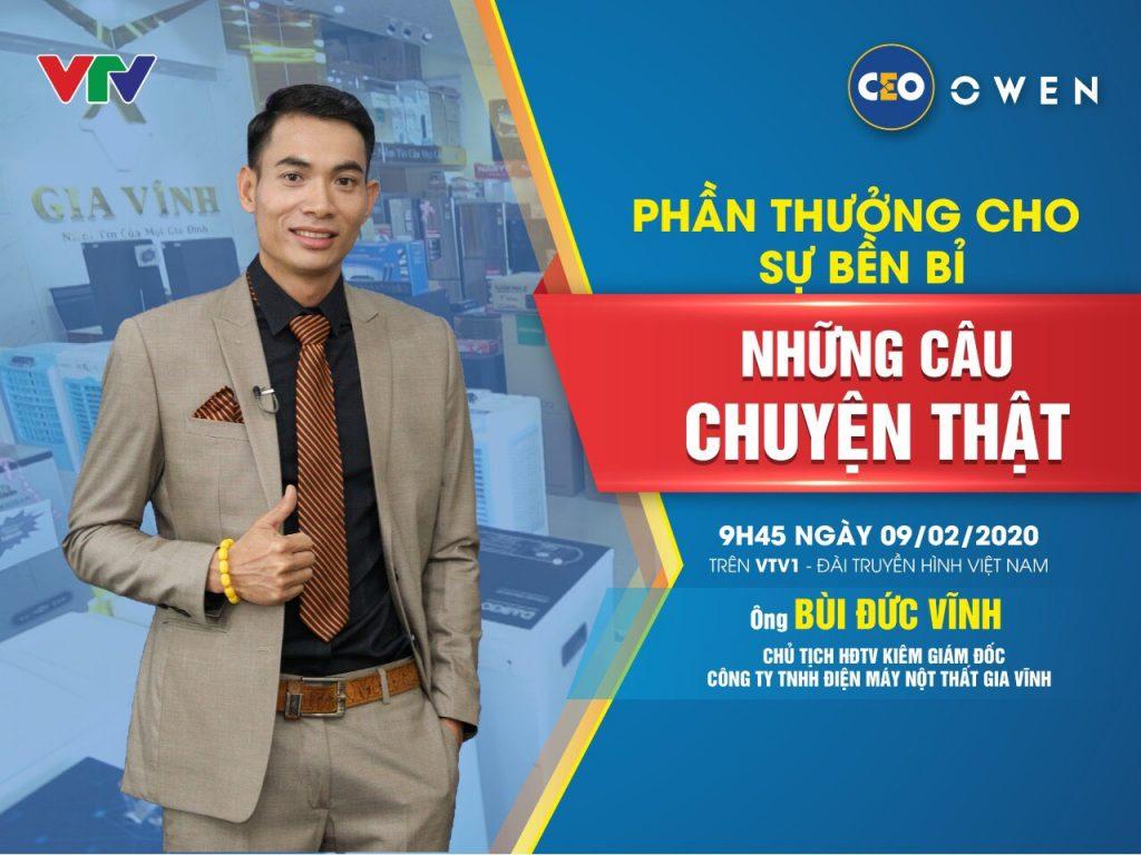 CEO Bùi Đức Vĩnh