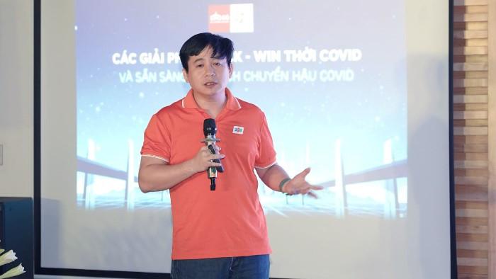 Giám đốc Công nghệ FPT chia sẻ giải pháp giúp doanh nghiệp bứt phá trong bình thường mới