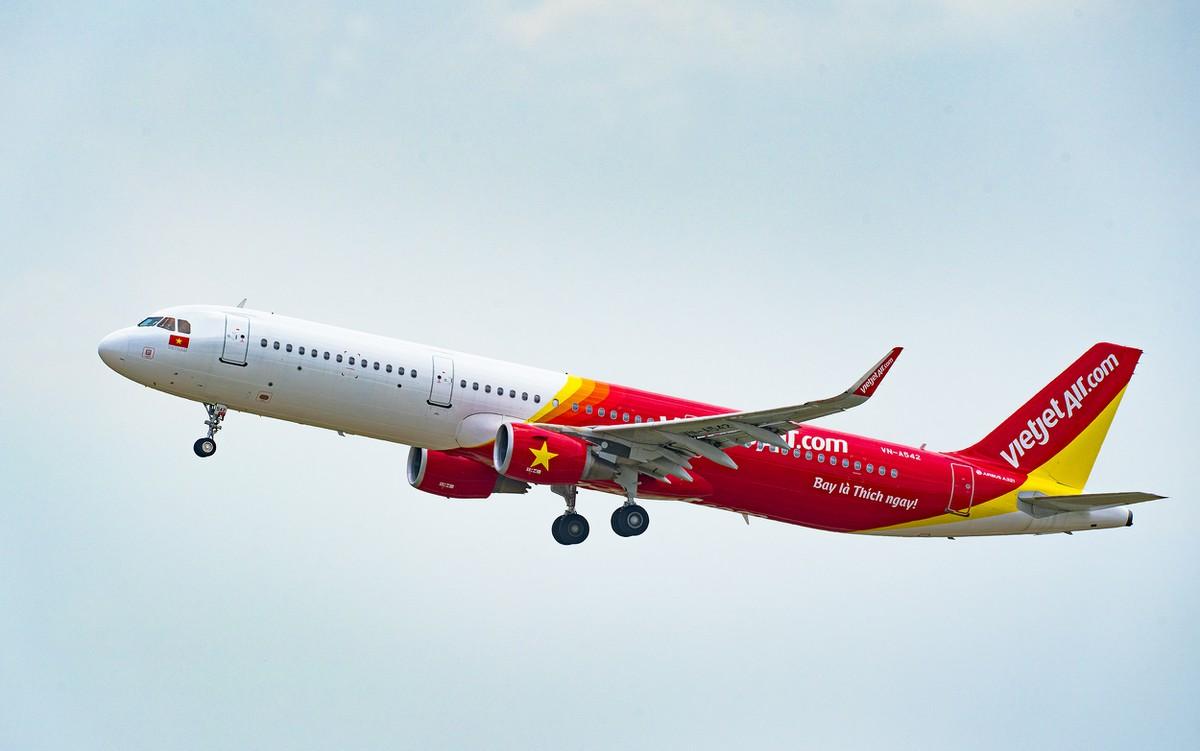 Vietjet báo lãi 123 tỷ đồng quý 1/2021, sẵn sàng khai thác thường lệ mạng bay quốc tế