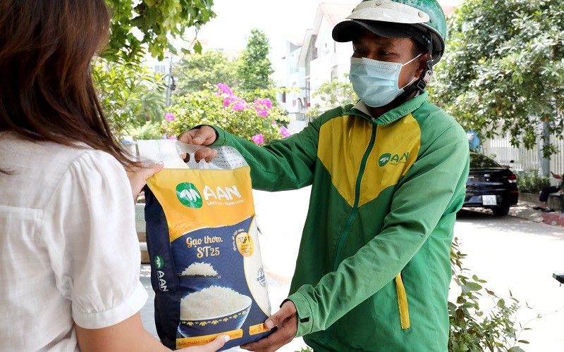 Gạo Việt tự tin chinh phục người tiêu dùng Việt